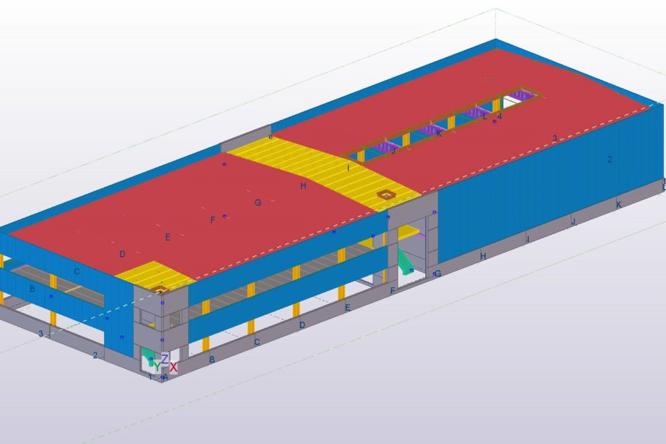 Almobé industriebouw - Accentis Lier (2)