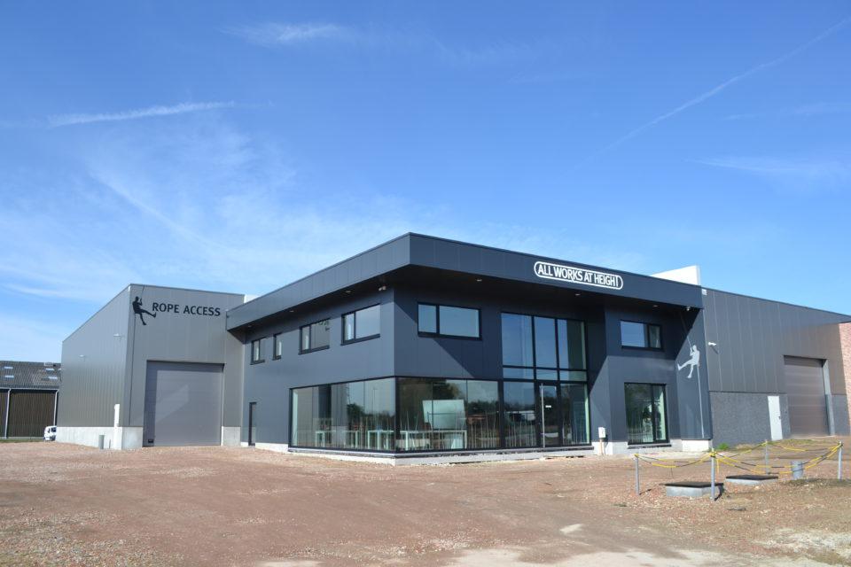 Almobe - Industriebouw - AWAH - Heist Op Den Berg