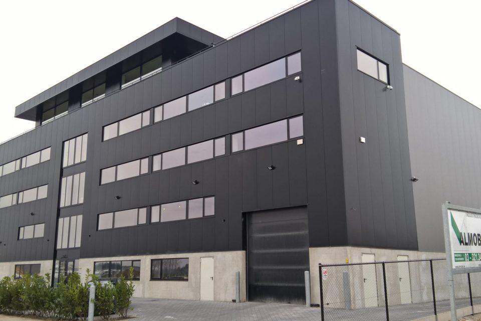 Almobe - Industriebouw - Credophar - Lier