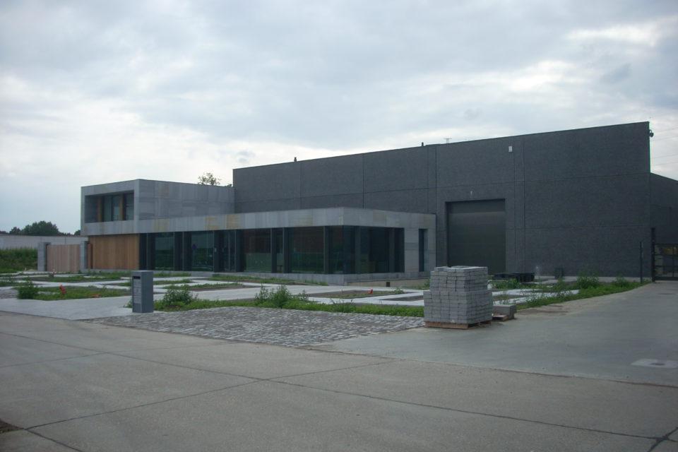 Almobe - Industriebouw - Interstone - Lier