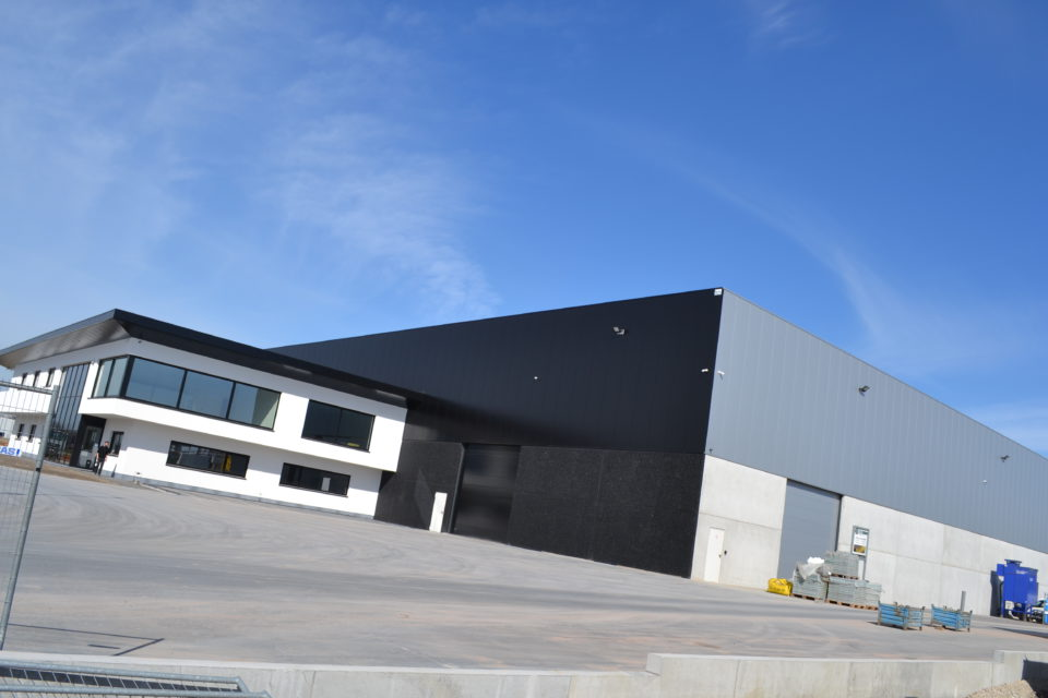 Almobe - Industriebouw - JB Construct - Lier