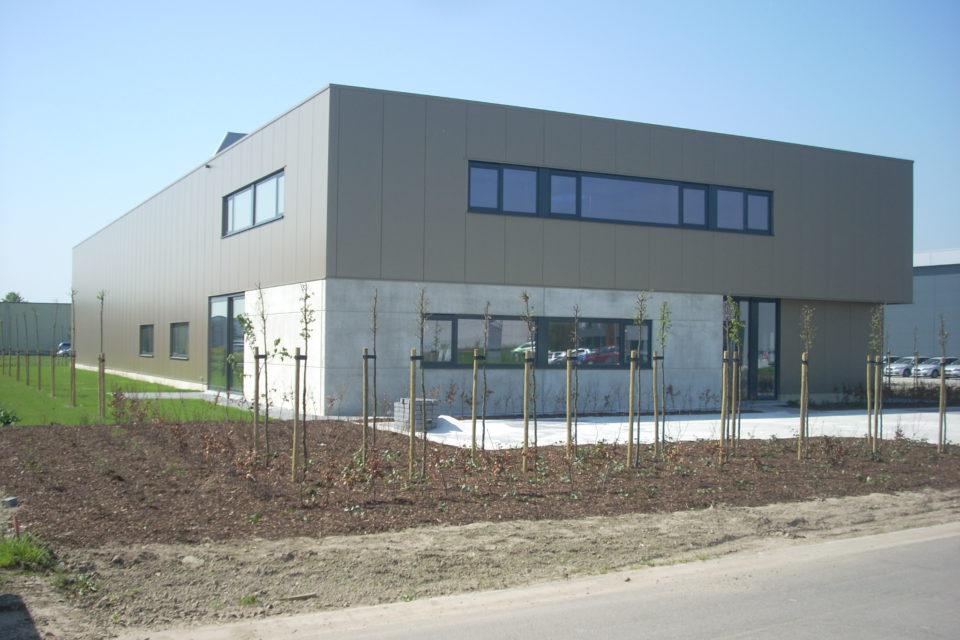 Almobe - Industriebouw - M Tec - Duffel