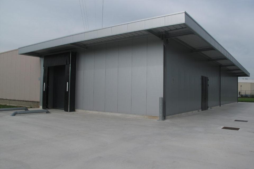 Almobe - Industriebouw - Van Hove - Lier