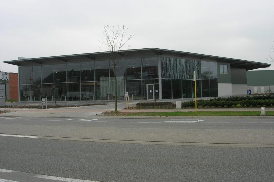 Almobe industriebouw - ADR Veranda's - Wommelgem