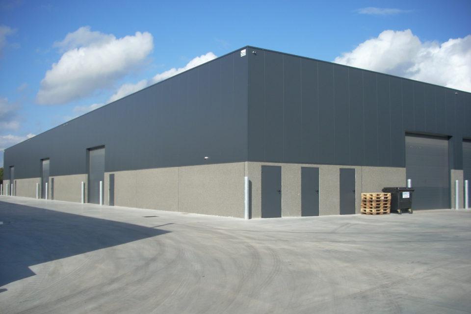 Almobe industriebouw - Ceulemans - Berlaar 2