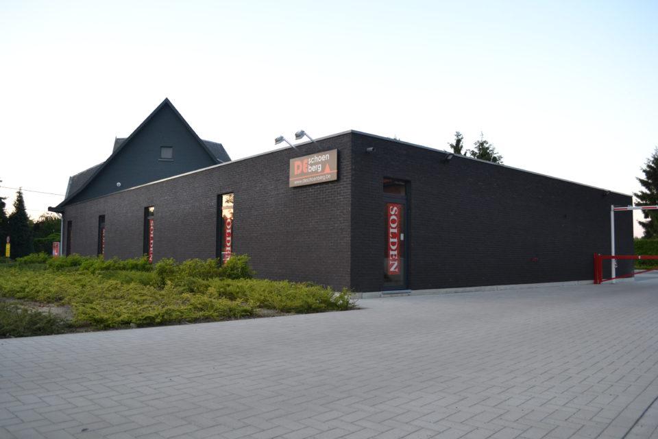 Almobe industriebouw - De Schoenberg - Putte