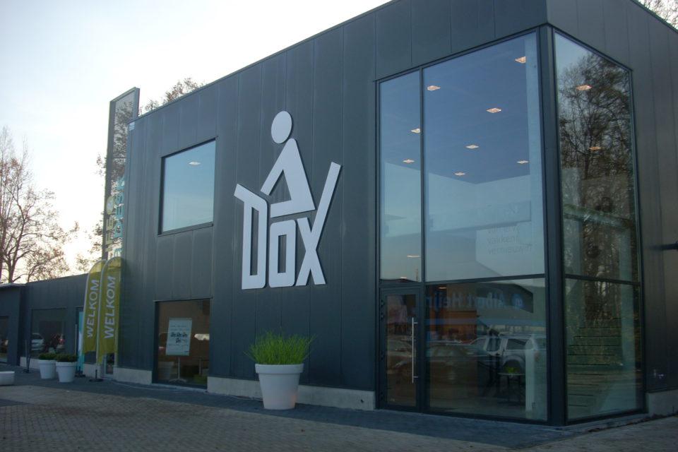 Almobe industriebouw - Dox - Lier