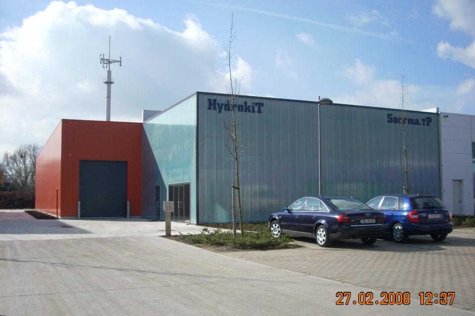 Almobe industriebouw - Hydrokit - Lier
