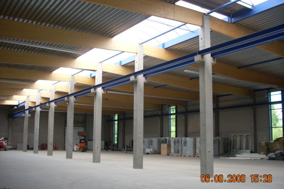 Almobe industriebouw - Inarti - Tisselt