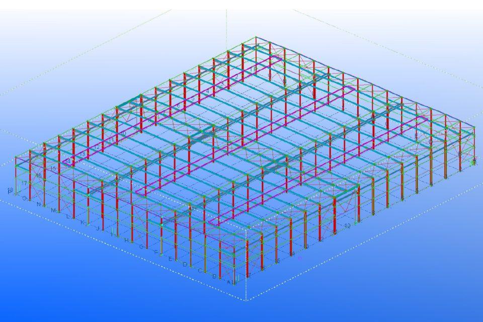 Almobe industriebouw - JB Construct - Lier (1)