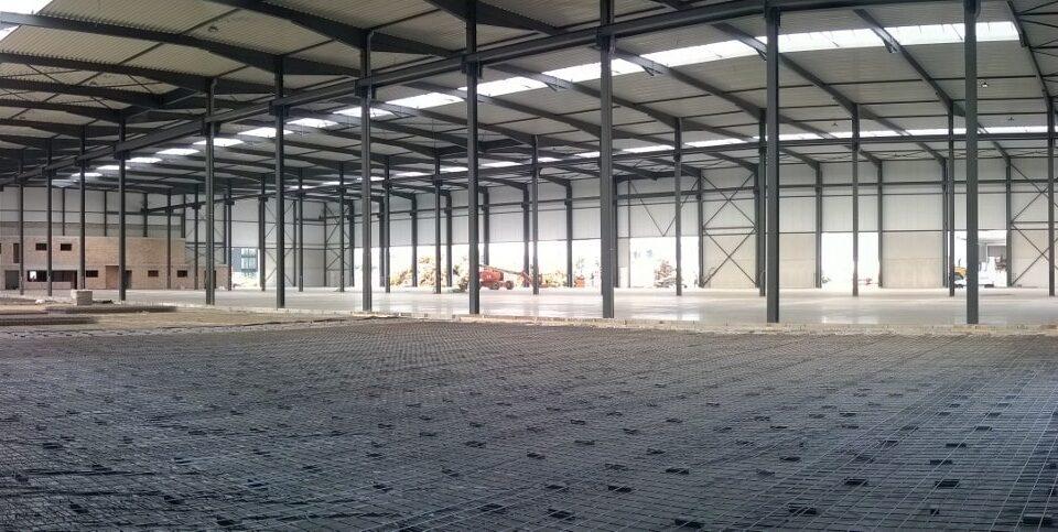 Almobe industriebouw - JB Construct - Lier (10)