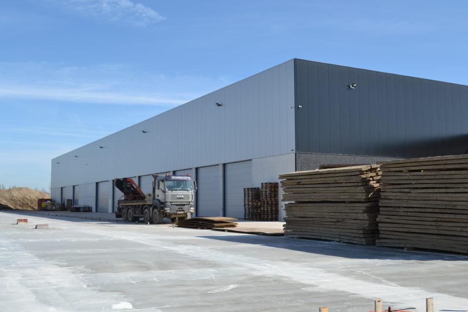 Almobe industriebouw - JB Construct - Lier (11)