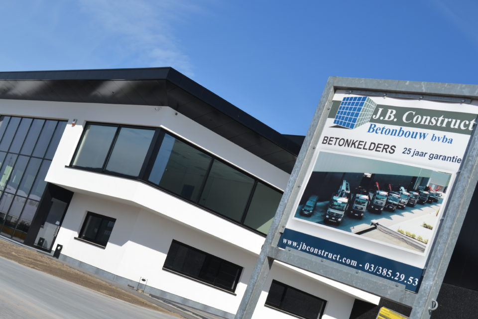 Almobe industriebouw - JB Construct - Lier (12)