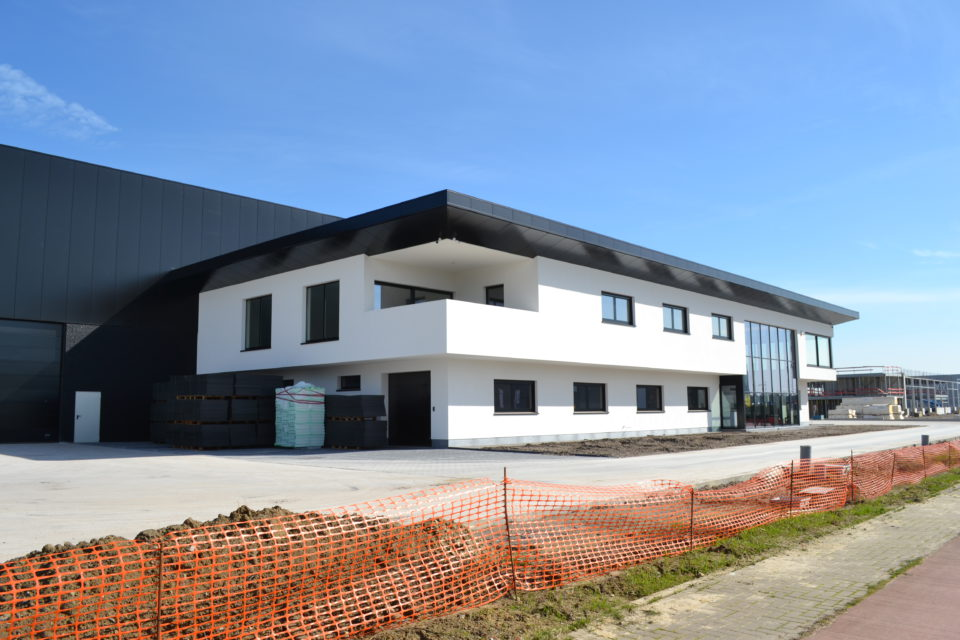 Almobe industriebouw - JB Construct - Lier (13)