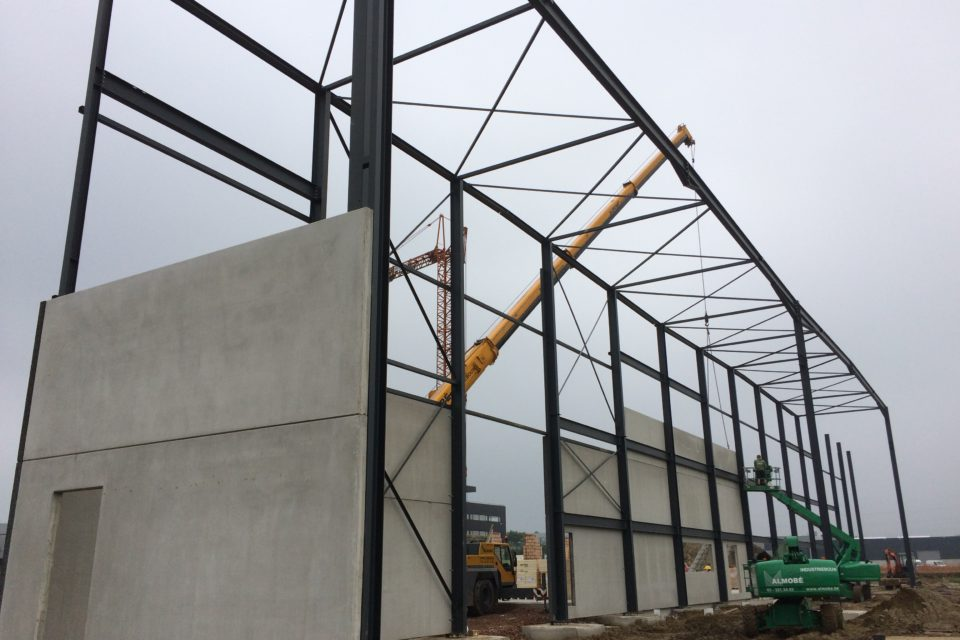 Almobe industriebouw - JB Construct - Lier (3)