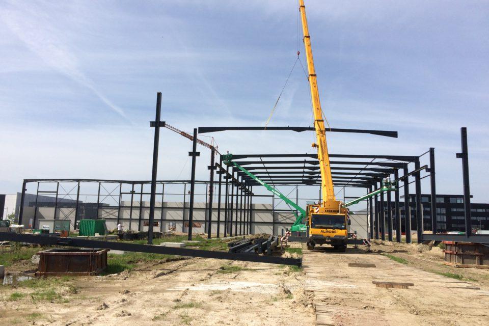 Almobe industriebouw - JB Construct - Lier (4)