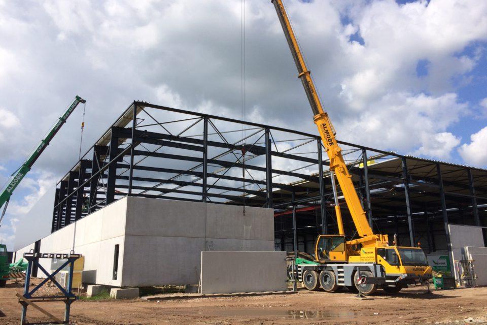 Almobe industriebouw - JB Construct - Lier (6)