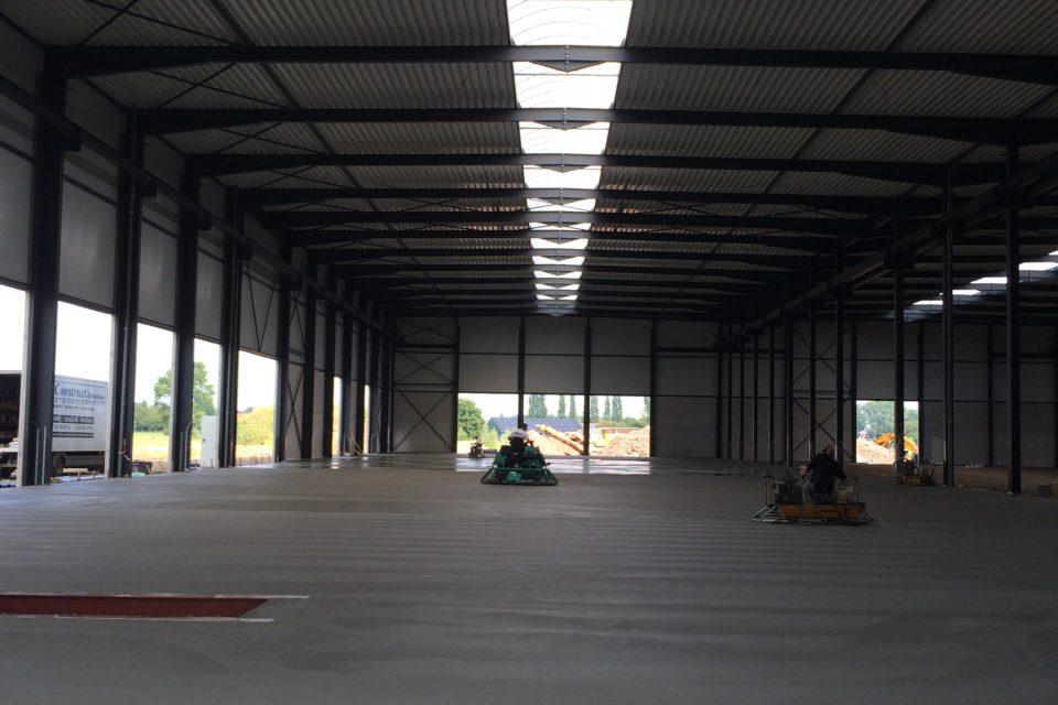 Almobe industriebouw - JB Construct - Lier (8)