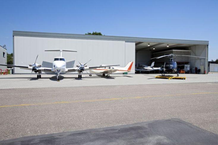 Almobe industriebouw - Styl Aviation 2