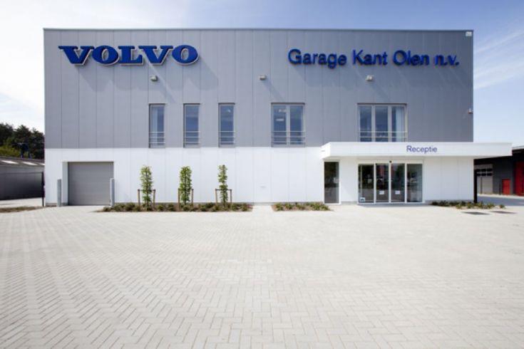 Almobe industriebouw - Volvo Kant - Olen 2