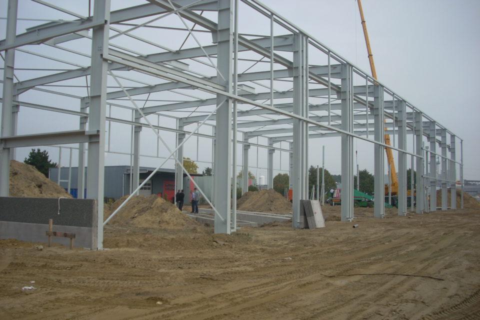 Almobé Industriebouw - Garage Kant Olen (11)