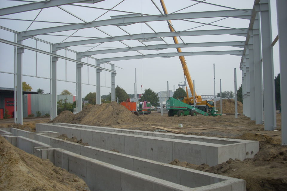 Almobé Industriebouw - Garage Kant Olen (12)